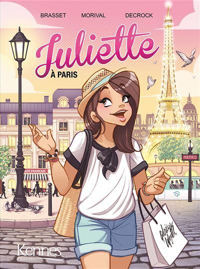 Juliette à Paris