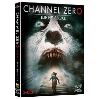 Channel ZeroCHANNEL ZERO S3-FR-BLURAY
