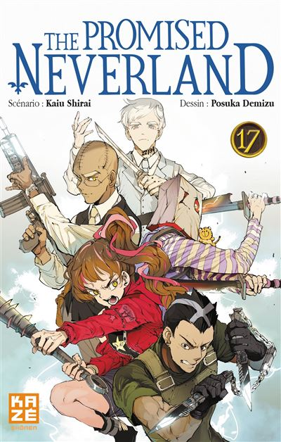 The Promised Neverland - Tome 17 - The Promised Neverland - Posuka Demizu, Kaiu Shirai - broché - Achat Livre ou ebook | fnac