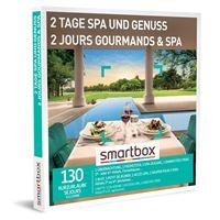Coffret cadeau Smartbox 2 Jours Gourmands & Spa