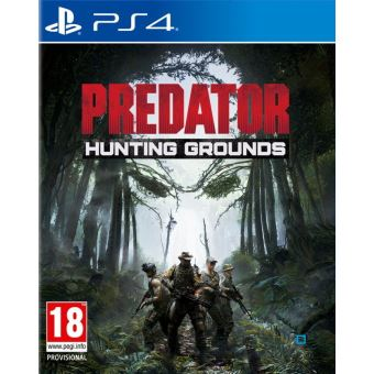 Predator : Hunting Grounds PS4 Exclusivité Fnac