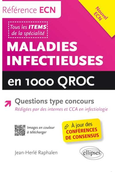 Maladies infectieuses en 1000 QROC