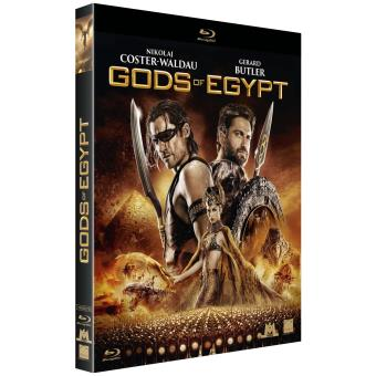 Gods of Egypt Blu-ray