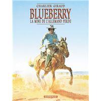 Blueberry - La Mine de l'Allemand perdu