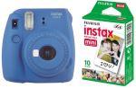 Fujifilm Appareil Photo Instantané Fujifilm Instax Mini 9 Ble...
