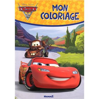 Cars Mon Coloriage Cars 2