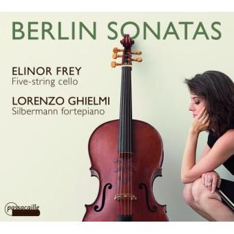 Sonates berlinoises pour violoncelle à 5 cordes