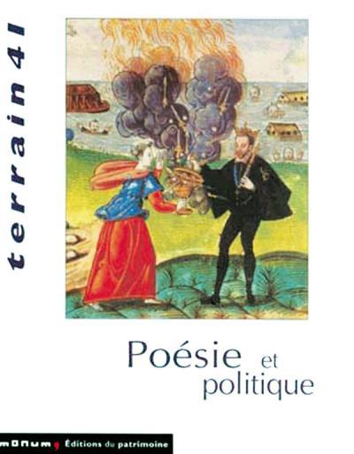 Poésie et politique
