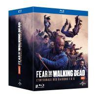 Coffret Fear The Walking Dead Saisons 1 à 5 Blu-ray