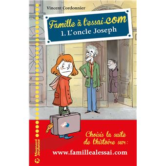 Famille à l'essai.comL'oncle Joseph