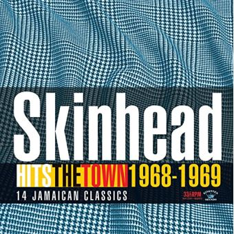 SKINHEAD HITS THE TOWN 1968-1969/LP