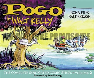 Pogo - Intégrale 2 : 1951-1952