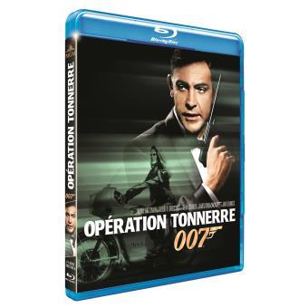 James BondOpération Tonnerre Blu-ray