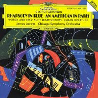 Orchestral works (Rhapsody In Blue/An American In Paris)