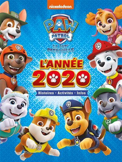 Pat' Patrouille - L'année 2020