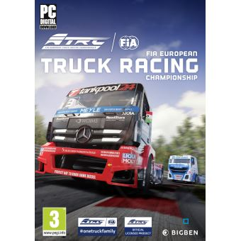 TRUCK RACING FR/NL PC
