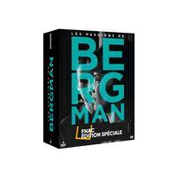 Coffret Ingmat Bergman Les Passions 8 Films Edition Fnac DVD