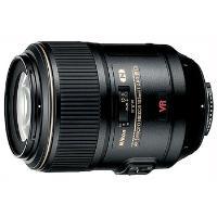 Objectif reflex Nikon AF-S FX VR 105 mm f/2.8 série G Micro Nikkor