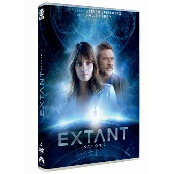 ExtantExtant Saison 2 DVD