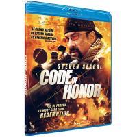 Code of Honor Blu-ray