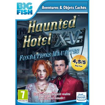 Haunted Hotel 15 Fondations Maudites PC