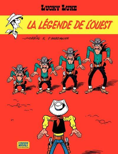 Lucky Luke - Tome 41 – La Légende de l'Ouest - 9782884717335 - 5,99 €