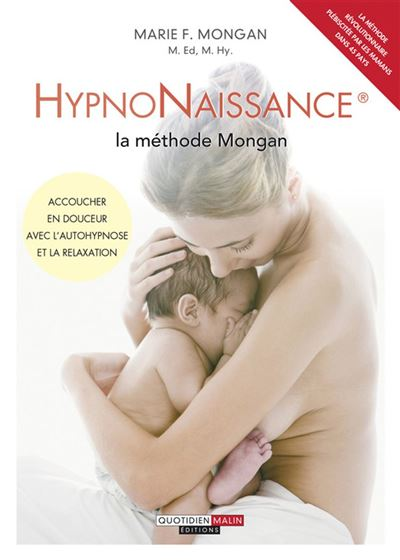 HypnoNaissance : la méthode Mongan - 9791028505356 - 11,99 €