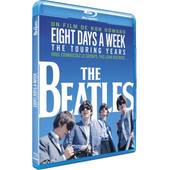 The Beatles Eight Days a Week The Touring Years Blu-ray