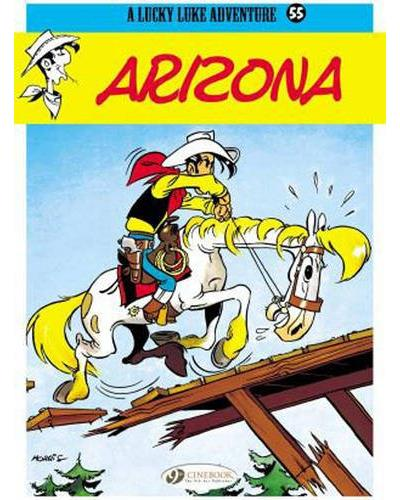 Lucky Luke - tome 55 Arizona