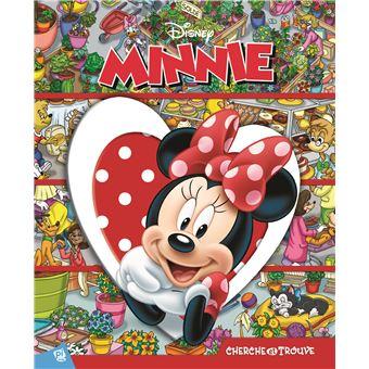 Mickey Nouvelle Edition Tome 50 Minnie Cherche Et Trouve
