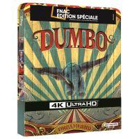 Dumbo Steelbook Edition Spéciale Fnac Blu-ray 4K Ultra HD