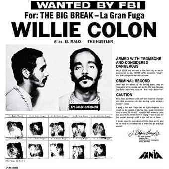 WANTED BY THE FBI/LP