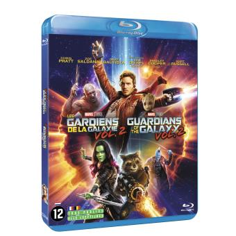 Guardians of the galaxyLes Gardiens de la Galaxie Vol. 2  Blu-ray