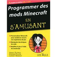 Programmer en s'amusant des mods Minecraft, Mégapoche pour les Nuls
