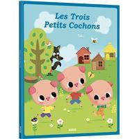 Les Trois Petits Cochons - nouvelle édition