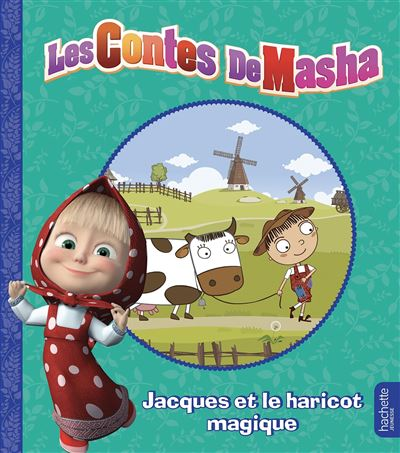 Mes petits contes : Jacques et le haricot magique
