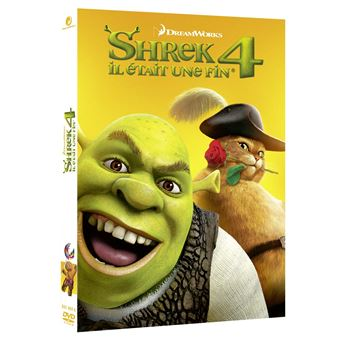 ShrekShrek 4 Il était une fin Le dernier chapitre DVD