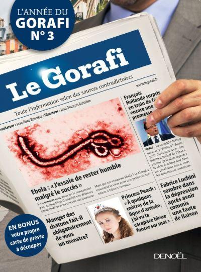 L'année du Gorafi III - 9782207130919 - 11,99 €