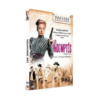 Les indomptés DVD