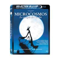 Microcosmos, le peuple de l'herbe Blu-ray