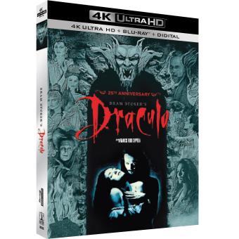 DraculaDracula Blu-ray 4K Ultra HD