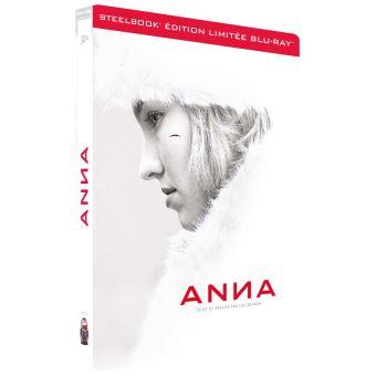 Anna Steelbook Edition Limitée Blu-ray