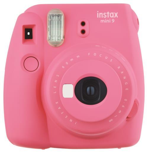 Appareil Photo Instantane Fujifilm Instax Mini 9 Rose Corail