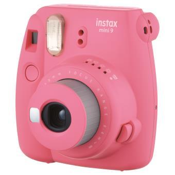 Appareil Photo Instantané Fujifilm Instax Mini 9 Rose Corail - Appareil  photo instantané - Achat   prix   fnac aa0da30f2aa0