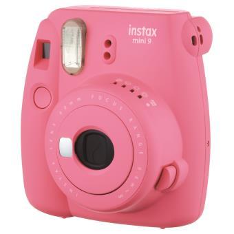 2cf5334cc837df Appareil Photo Instantané Fujifilm Instax Mini 9 Rose Corail - Appareil  photo instantané - Achat   prix   fnac