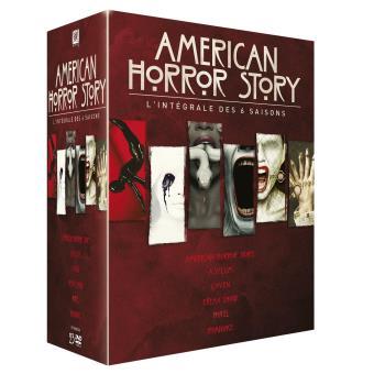 American Horror StoryAmerican horror story/saisons 1 a 6