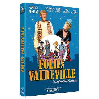 Folies Vaudeville DVD