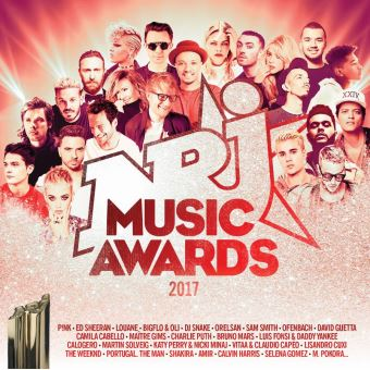 Nrj music awards 2017/deluxe