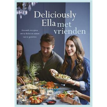 Deliciously Ella met vrienden
