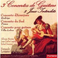 Concertos pour guitare et jeux interdits...